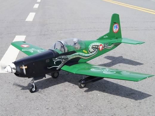 VQ Pilatus PC-7 (Austria) RC Motorflugmodell ARF 1540 mm