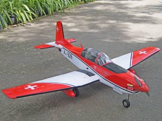 VQ Pilatus PC-7 (Swiss) RC Motorflugmodell ARF 1540 mm