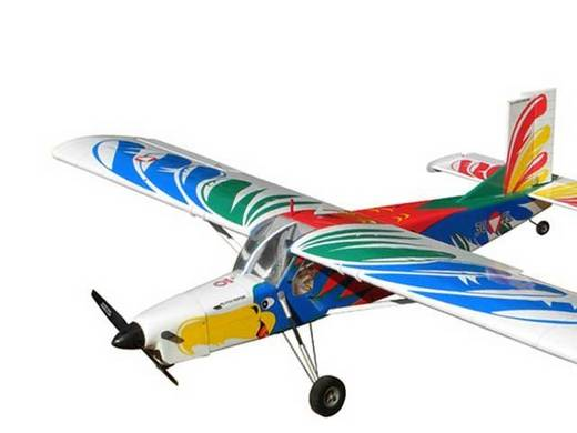 VQ Pilatus Porter (Fredi) RC Motorflugmodell ARF 2150 mm