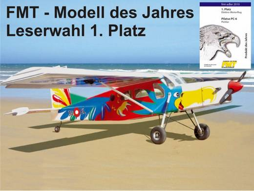 VQ Pilatus Porter (Fredi) RC Motorflugmodell ARF 1580 mm
