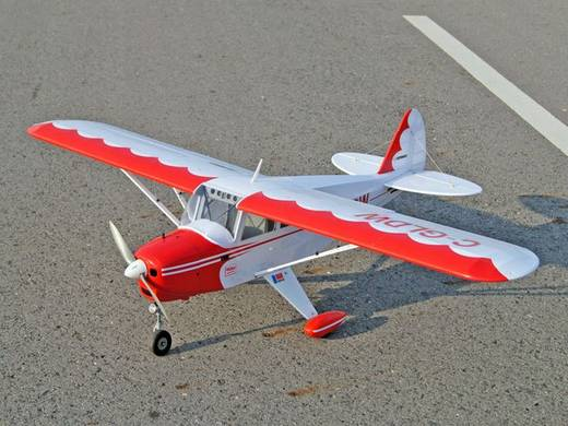 VQ Piper PA-22 RC Motorflugmodell ARF 1620 mm