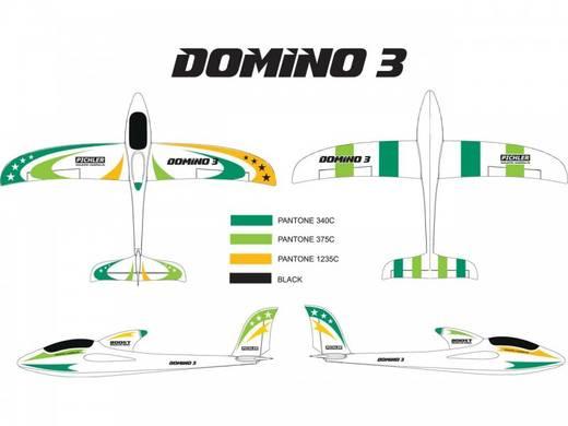 Pichler Domino 3 Grün RC Segelflugmodell PNP 1420 mm