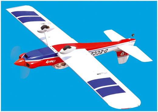 Pichler Charly RC Motorflugmodell ARF 1500 mm