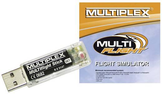 Multiplex EasyStar II inkl. Flugsimulator RC Segelflugmodell RtF 1365 mm