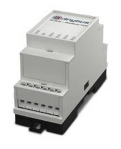 Image of Busmodul RJ-45 Anybus M-Bus/Modbus-TCP-RJ45 Gateway 80 M-Bus Slaves Betriebsspannung: 24 V/DC