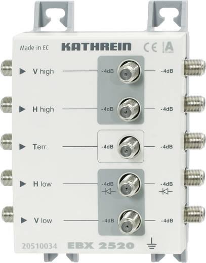 SAT-Verteiler Kathrein EBX 2520 2-fach 5 - 862 MHz, 950 -2150 MHz
