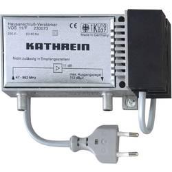 Zesilovač televizního signálu Kathrein VOS 11/F 11 dB