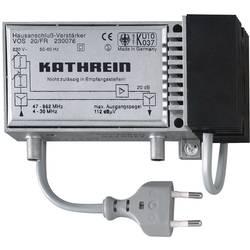 Zesilovač televizního signálu Kathrein VOS 20/FR 20 dB