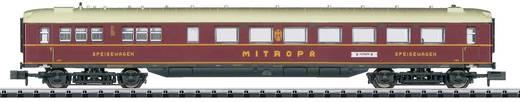 "MiniTrix T15707 N Histor. Speisewagen ""100 J.MITROPA"" der DB AG"
