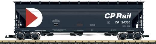 LGB L43821 G Center Flow Hopper Car der CP Rail