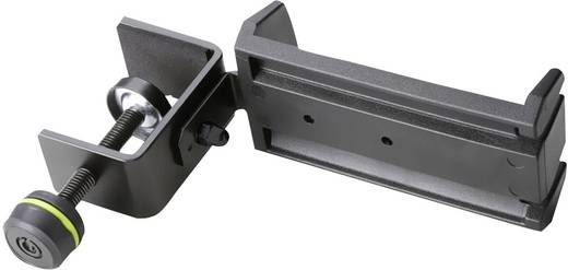 Kopfhörer-Ständer Gravity GHPHTC 01 B Stahl, Kunststoff