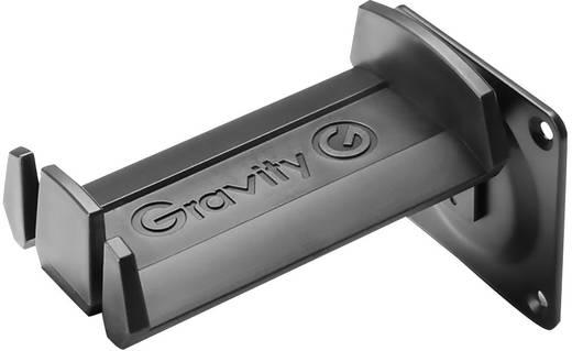 Kopfhörer-Ständer Gravity HPHWMB 01 B Stahl, Kunststoff
