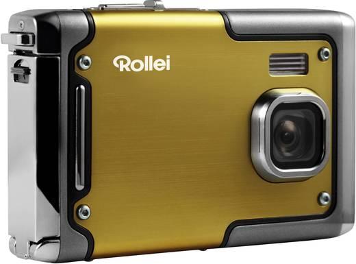 Rollei SPORTSLINE 85 Digitalkamera 8 Mio. Pixel Gelb Full HD Video, Stoßfest, Unterwasserkamera