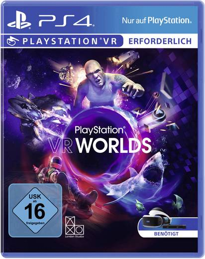 Worlds VR PS4 USK: 16