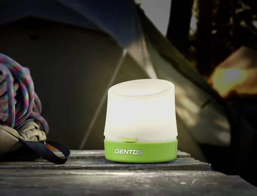 LED Camping-Laterne Polarlite batteriebetrieben Weiß