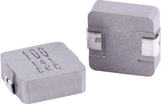 NIC Components NPIM101B1R0MTRF Induktivität geschirmt SMD NPIM101B 4.3 µH 21 mΩ 5.5 A 30000 St.