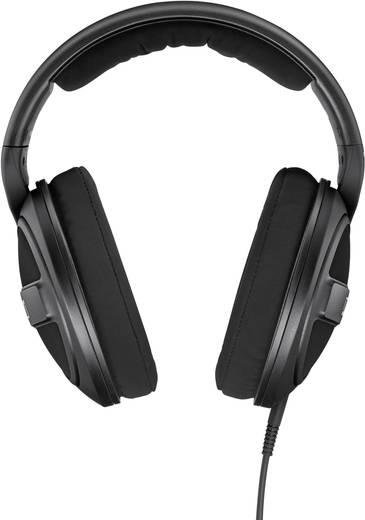 Sennheiser HD 569 HiFi Kopfhörer Over Ear Headset Schwarz (matt)