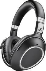 Casque Bluetooth voyage circum-aural Sennheiser PXC 550 Wireless pliable, micro-casque, suppression du bruit, commande t