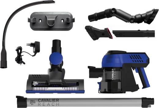 Dirt Devil Cavalier Reach Akku-Handstaubsauger 21.6 V 100-240 V Schwarz, Ultramarin-Blau