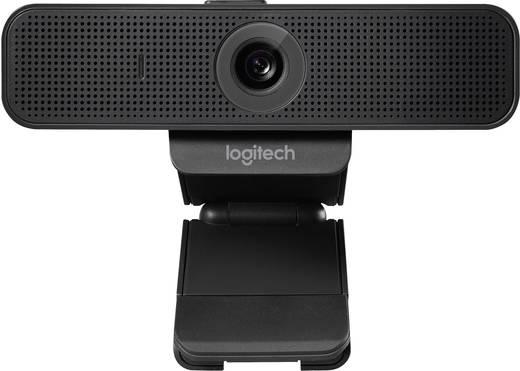 Logitech C925E Full HD-Webcam 1920 x 1080 Pixel Standfuß, Klemm-Halterung