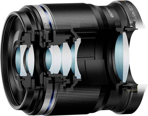Makro-Objektiv Olympus M.Zuiko Digital ED 30 mm 1:3.5 Macro 30 mm