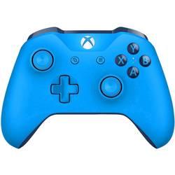 Microsoft Wireless Controller blau gamepad Xbox One modrá