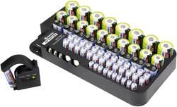 Boîte de piles LR03 (AAA), LR6 (AA), LR14 (C), LR20 (D), 6LR61 (9 V), CR 927, CR 2032, LR 44 Conrad energy 1509163 (L x