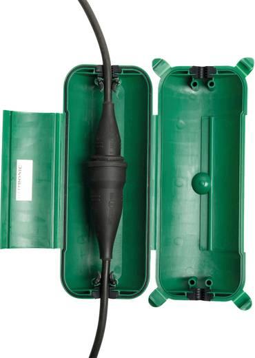 heitronic 21045 steckerbox gr n kaufen. Black Bedroom Furniture Sets. Home Design Ideas