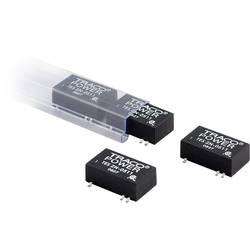 DC / DC menič napätia, SMD TracoPower TES 2N-4823, 48 V/DC, 15 V/DC, -15 V/DC, 65 mA, 2 W