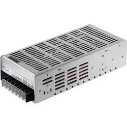 DC / DC menič napätia, modul TracoPower TZL 150-2424, 24 V/DC, 12 V/DC, 6300 mA, 150 W