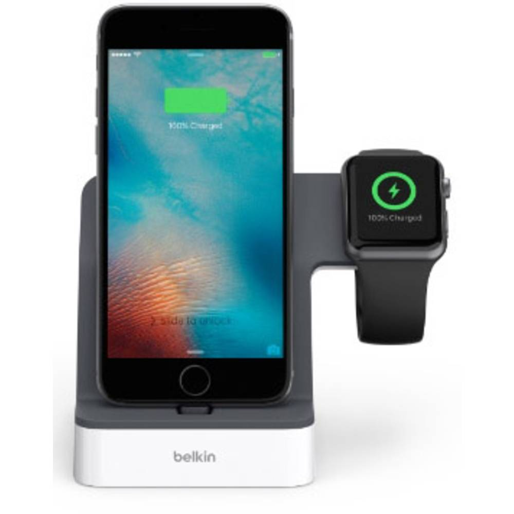 belkin powerhouse iphone docking station apple iphone 5 apple iphone 5 from conrad electronic uk. Black Bedroom Furniture Sets. Home Design Ideas