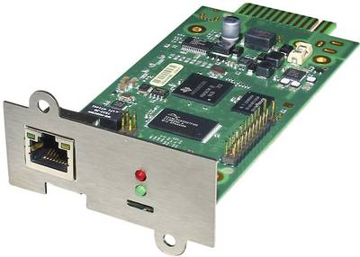 Scheda di gestione UPS AEG Power Solutions SNMP Adapter