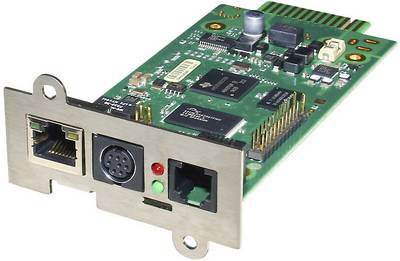 Scheda di gestione UPS AEG Power Solutions SNMP Pro Adapter