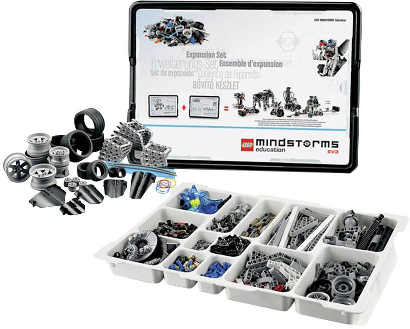 Lego Education Mindstorms Education Ev3 Erweiterungsset