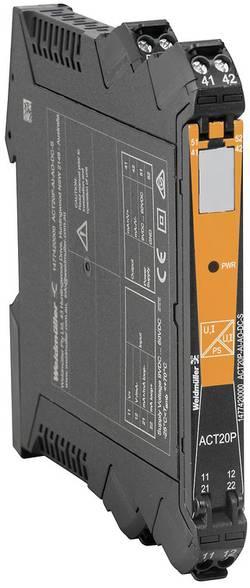 Isolateur/convertisseur de signaux Weidmüller ACT20P-AI-AO-DC-S 1477420000 1 pc(s)