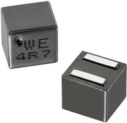 Akumulačná tlmivka SMD Würth Elektronik WE-XHMI 74439370150, 15 µH, 10 A, 1 ks