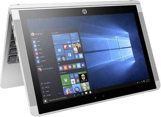 hp pavilion x2 12 b101ng 2in1 windows tablet 30 5 cm 12 silber. Black Bedroom Furniture Sets. Home Design Ideas
