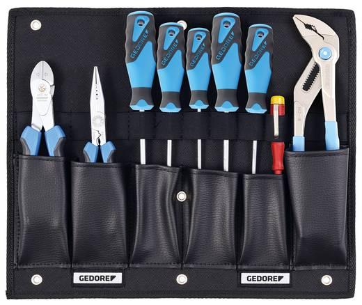 heimwerker werkzeugset in tasche 9teilig gedore 2836181 kaufen. Black Bedroom Furniture Sets. Home Design Ideas
