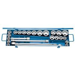"""Súprava nástrčných kľúčov Gedore 6281310, 3/4"""" (20 mm), 25-dielna"""