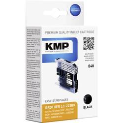 Kompatibilná náplň do tlačiarne KMP B48 1529,0001, čierna