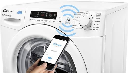 Waschmaschine Frontlader 7 kg Candy CS 1272 D3 EEK: A+++ 1200 U/min