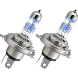 Halogénová žiarovka Philips RacingVision +150% H4 12342RVS2, H4, 60/55 W, 1 pár