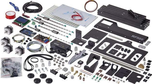 3D-Drucker-Bausatz im Lieferzustand