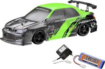 Absima ATC 2.4 Brushed 1:10 Automodello Elettrica Auto stradale 4WD RtR 2,4 GHz