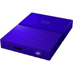 "Externý pevný disk 6,35 cm (2,5"") WD My Passport™, 1 TB, USB 3.0, modrá"