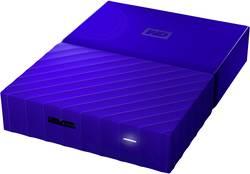 "Externí HDD 6,35 cm (2,5"") Western Digital My Passport™, 4 TB, USB 3.0, modrá"