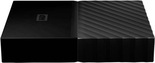 Externe Apple Mac Festplatte 6.35 cm (2.5 Zoll) 4 TB Western Digital My Passport™ for Mac Schwarz USB 3.0