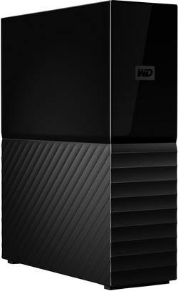 "Externí HDD 8,9 cm (3,5"") Western Digital My Book™, 10 TB, USB 3.0, černá"