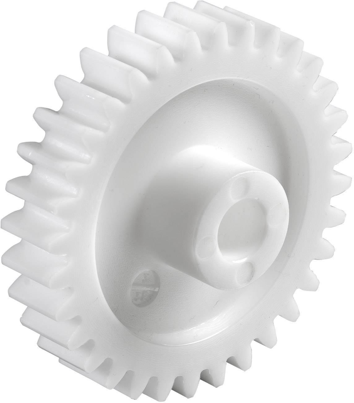Stirnzahnräder aus Kunststoff Modul 2,0-32 Zähne