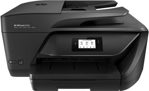 hp officejet 6950 all in one tintenstrahl. Black Bedroom Furniture Sets. Home Design Ideas